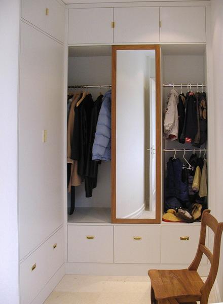 Garderoben, Flur  Pranke Plitt