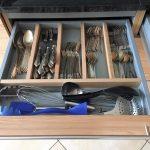 Küche Besteckkasten